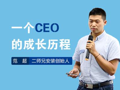 一个CEO的成长历程